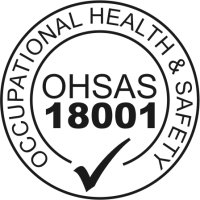 OHSAS 18001:2007< br/>(Occupational Health and Safety Management System)