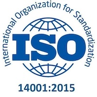 ISO 14001:2015< br/>(Environmental Management System)